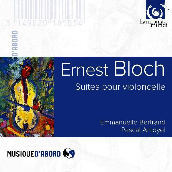 Bloch-SuitesVioloncelle