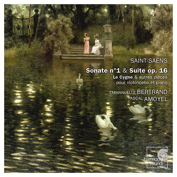 SaintSaens-Sonate&Suite