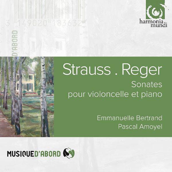 StraussReger-Sonates